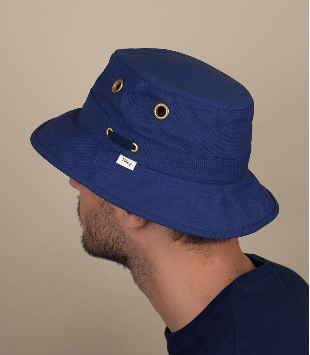 bob Tilley T1 marine blauw