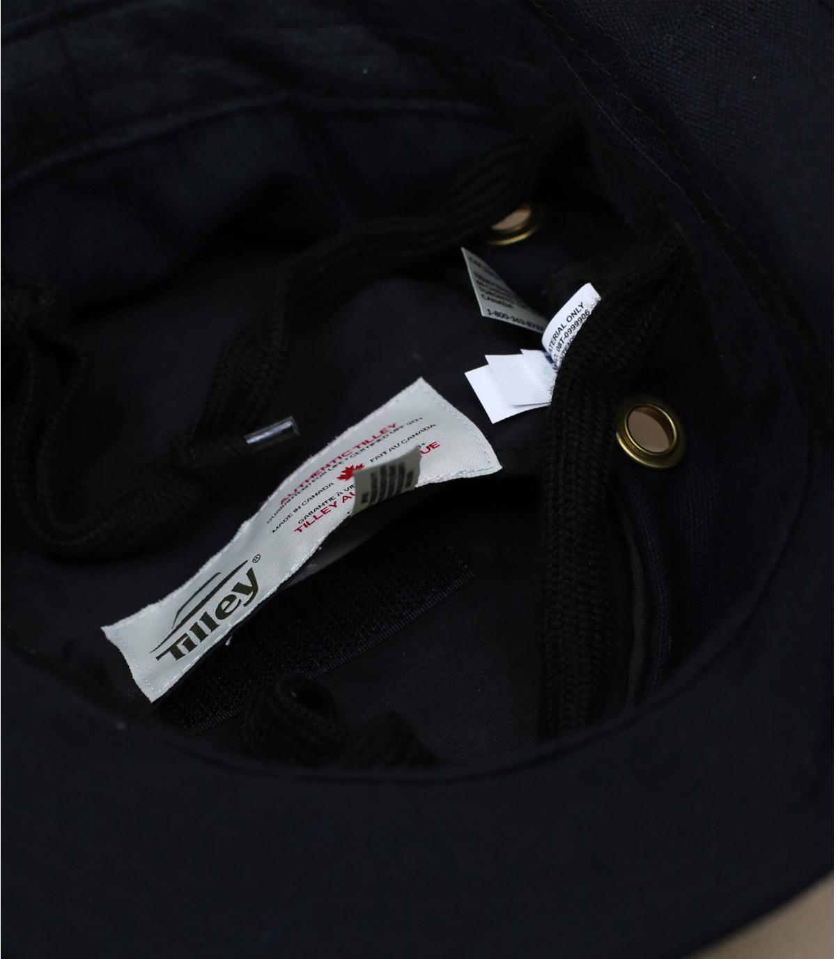 Details Iconic T1 black - afbeeling 4
