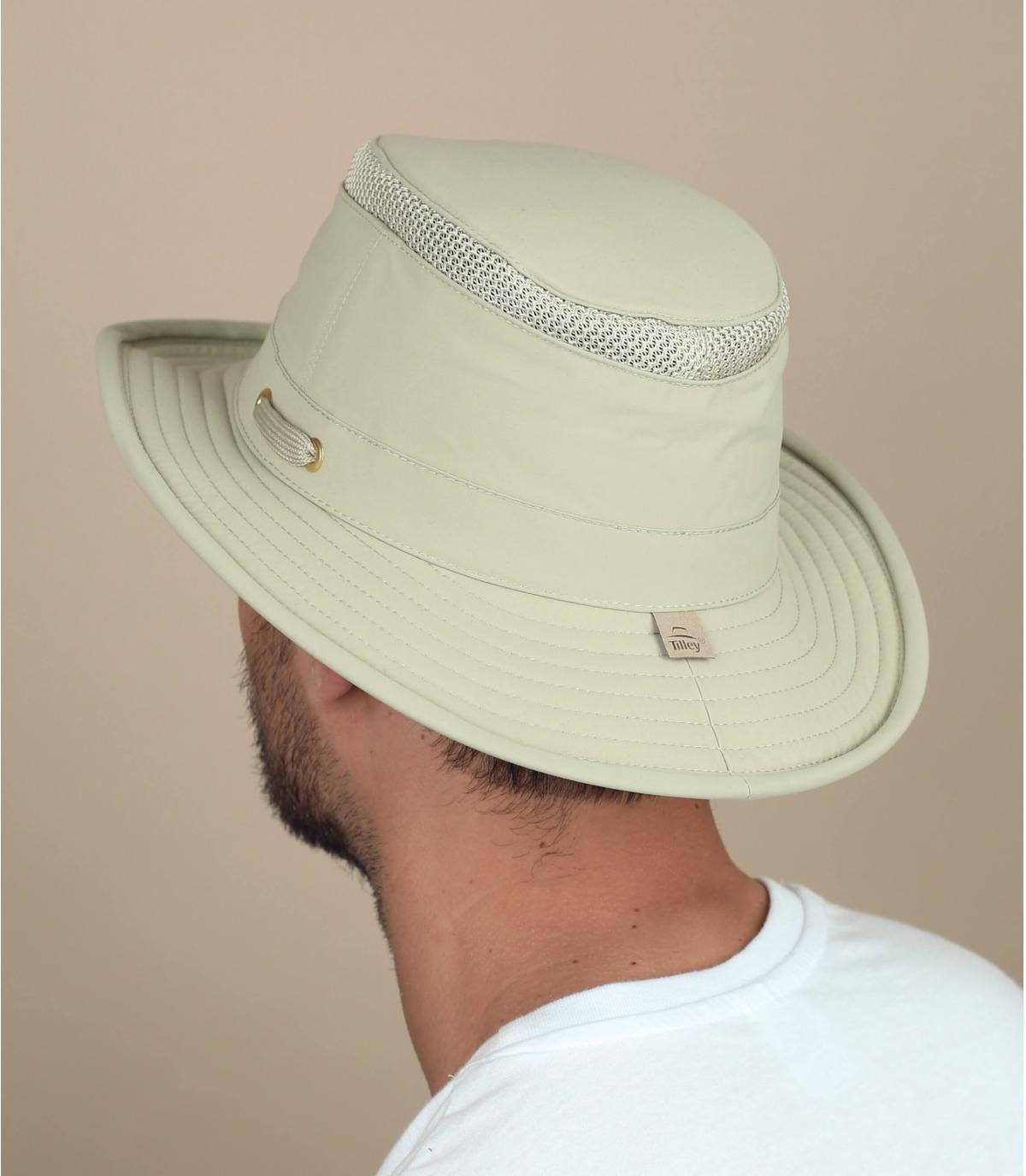 lTM5 Tilley ademende hoed