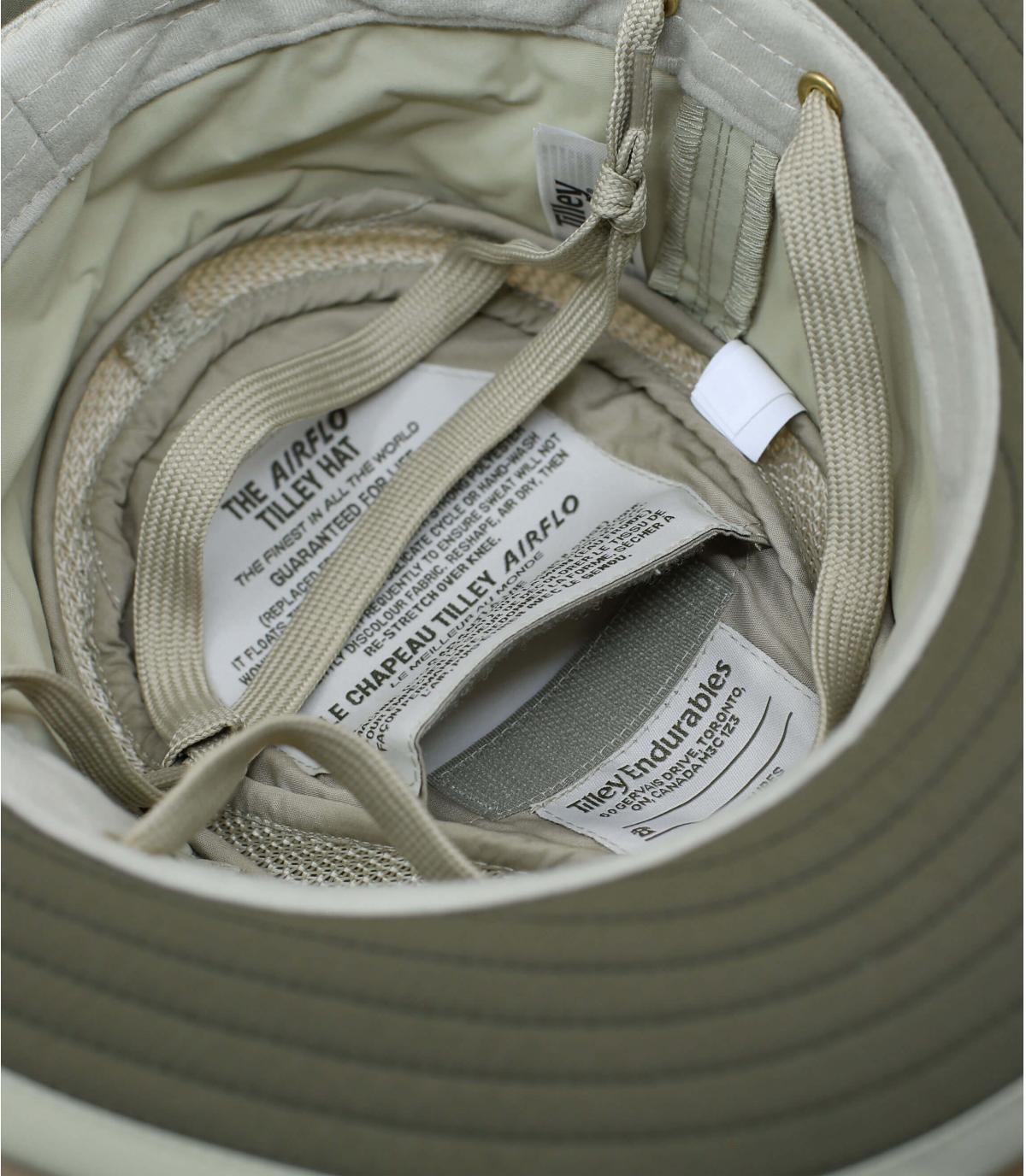 Details LTM5 Airflo khaki olive - afbeeling 4