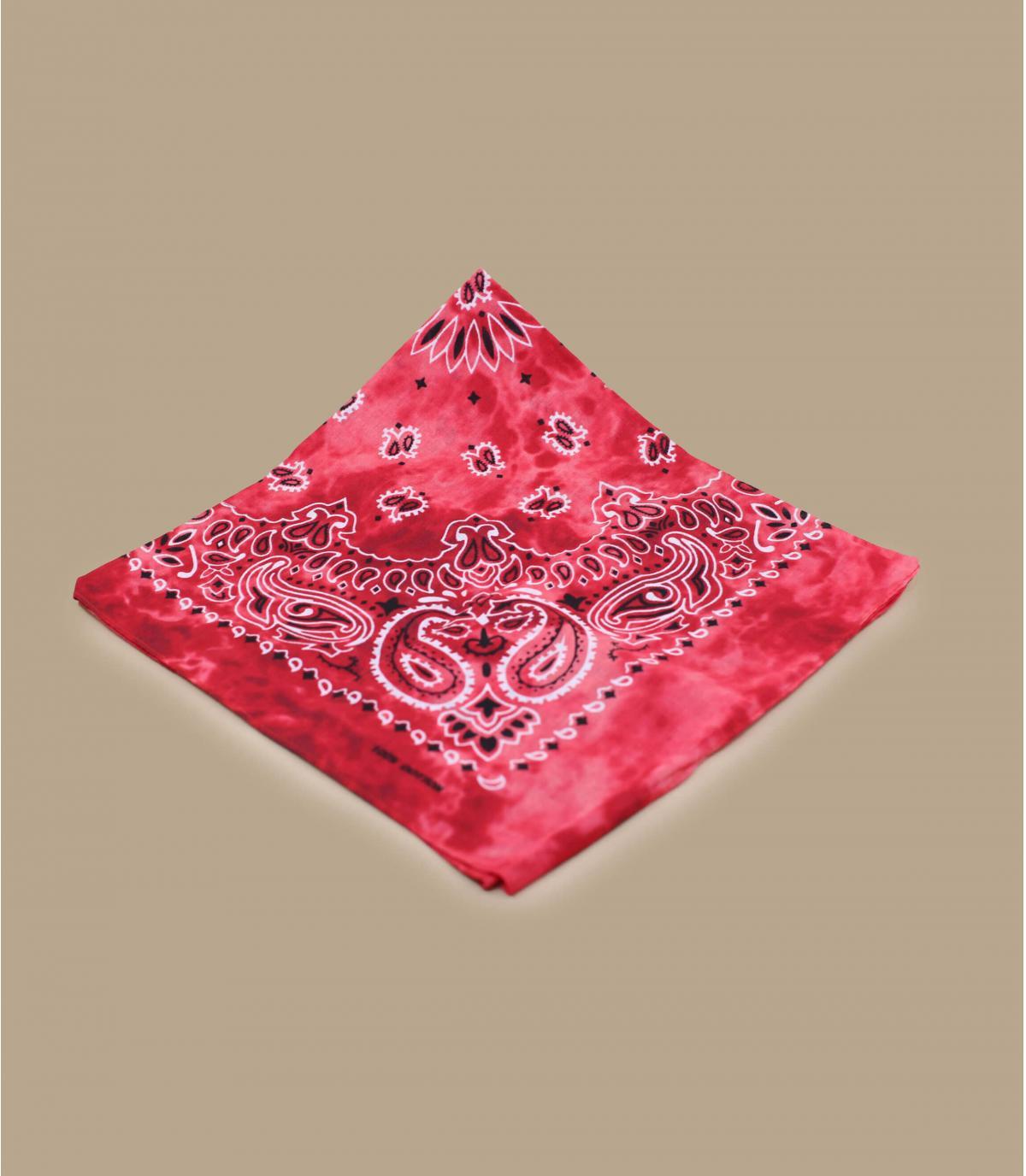 Rode Tie Dye Bandana