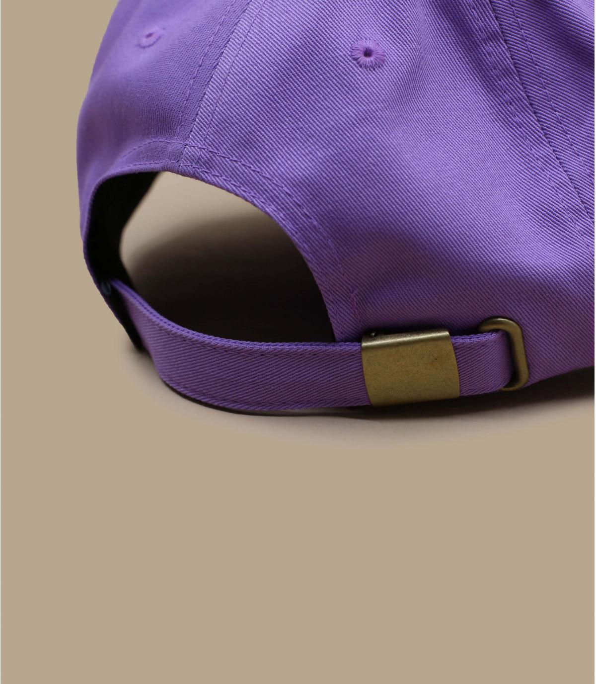 Details Dad Hat wmn Drop V II english lavendar - afbeeling 4