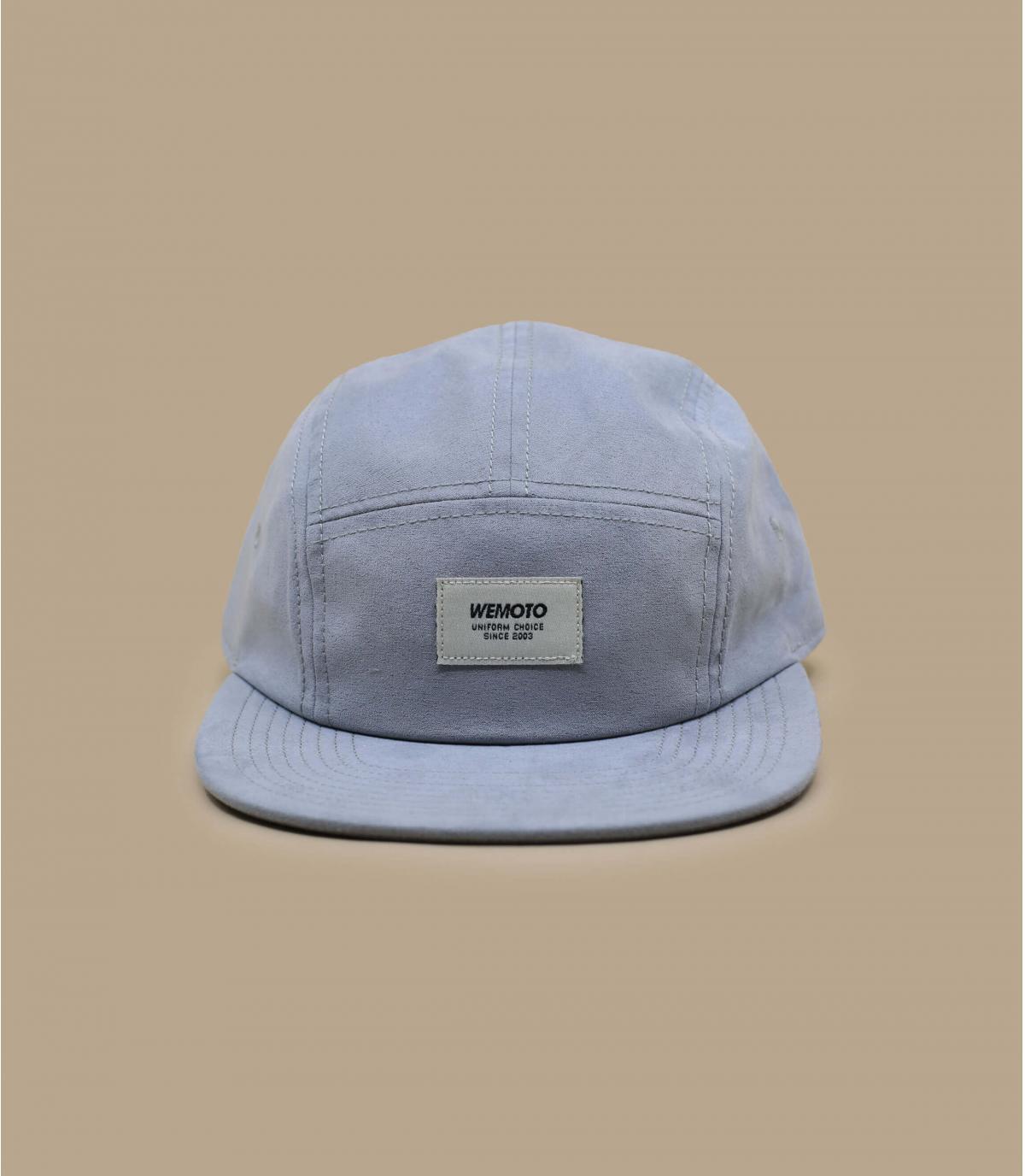 Wemoto blauwe (-paneel cap