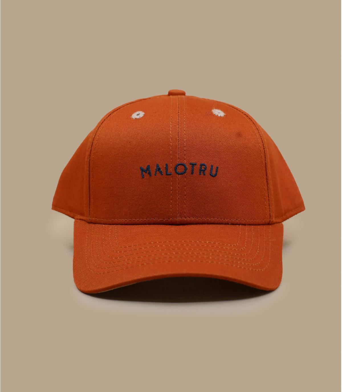 kinderpet Malotru oranje