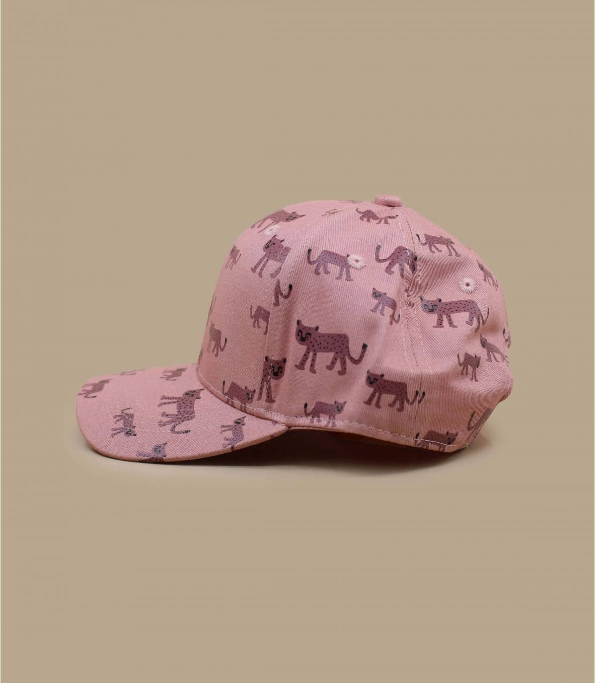 Details Baby Léo pink - afbeeling 3