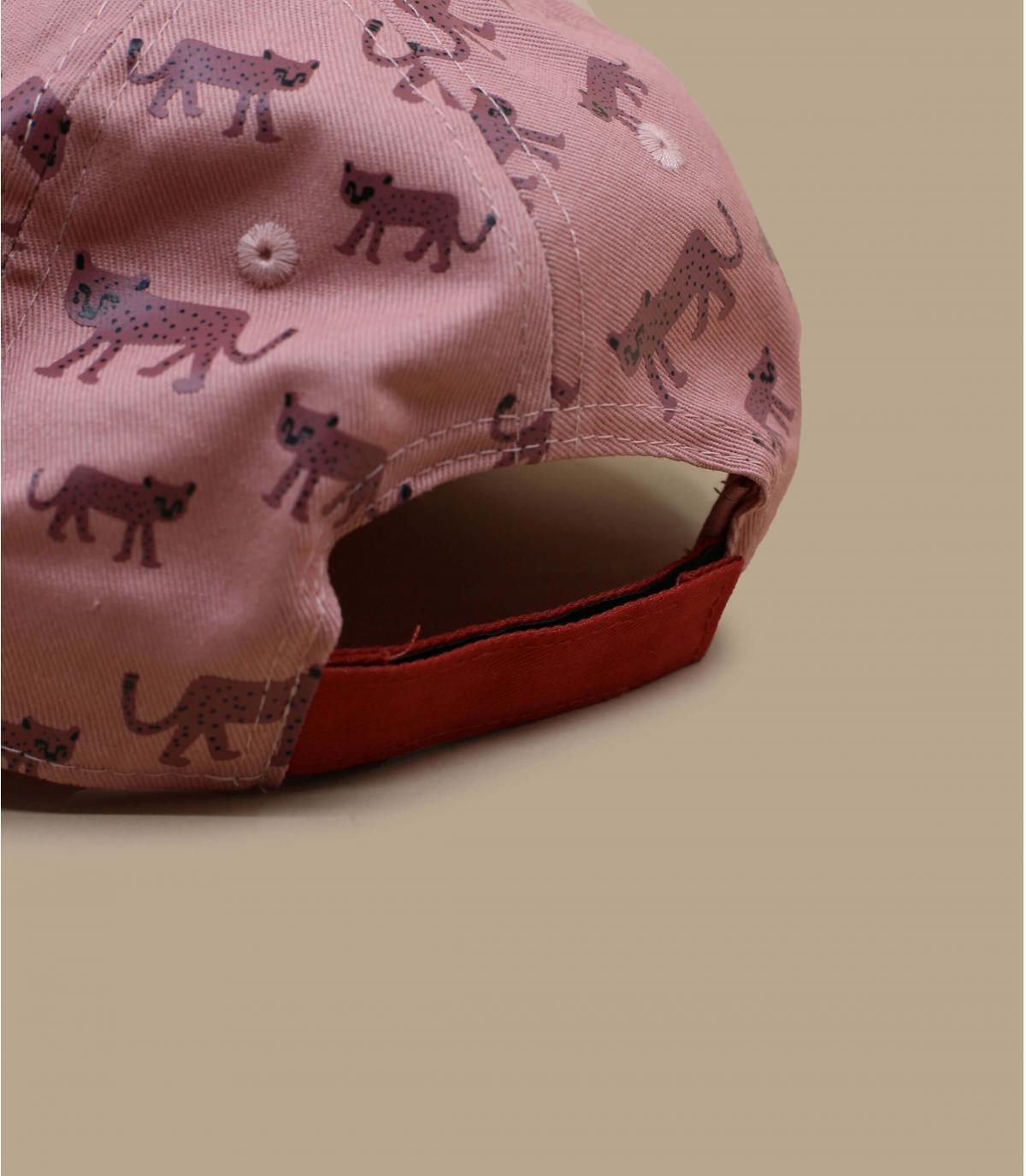 Details Baby Léo pink - afbeeling 4