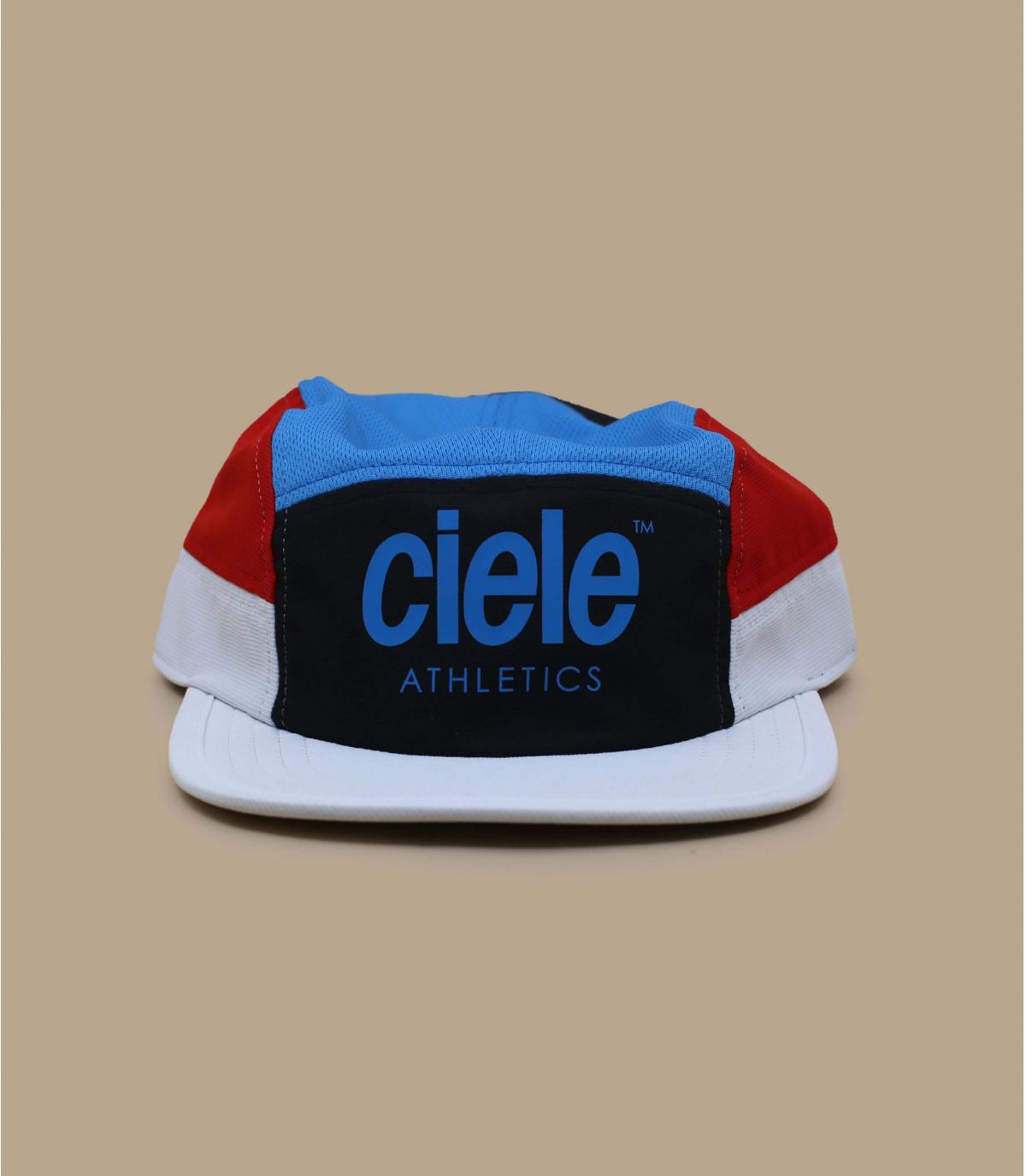 blauw-rode Ciele cap