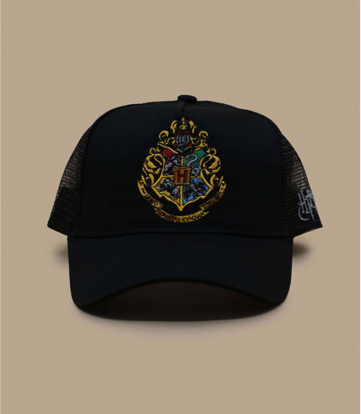 zwarte Harry Potter trucker
