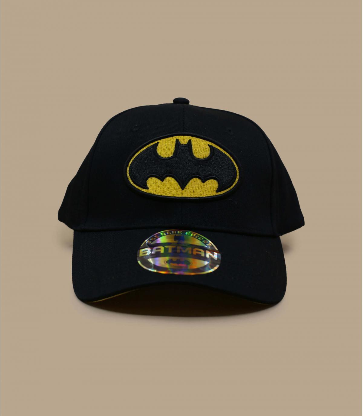 Cap met Superman-logo