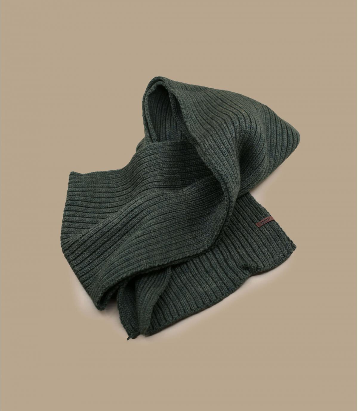 Barts groene sjaal