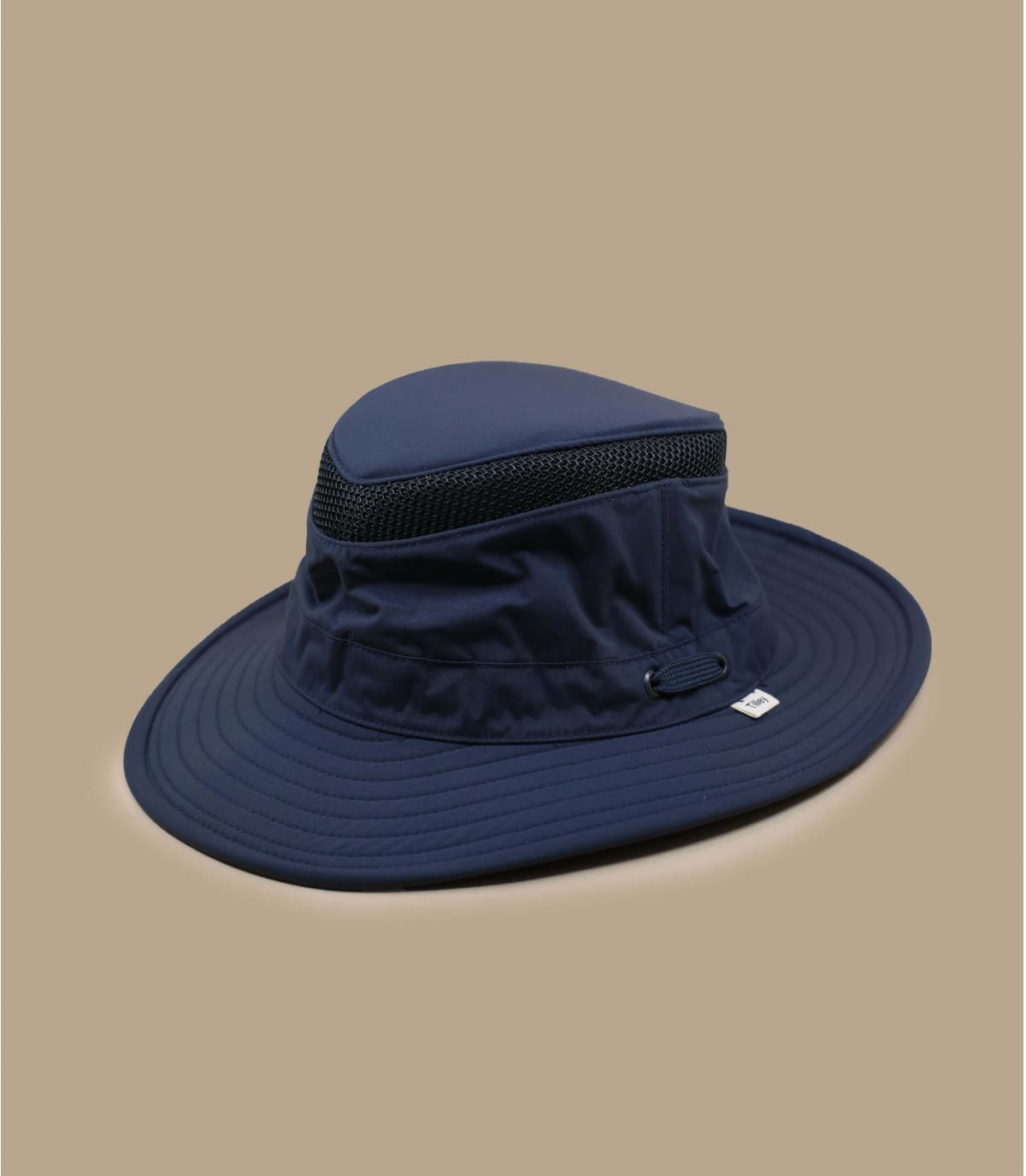 ademende, waterafstotende hoed