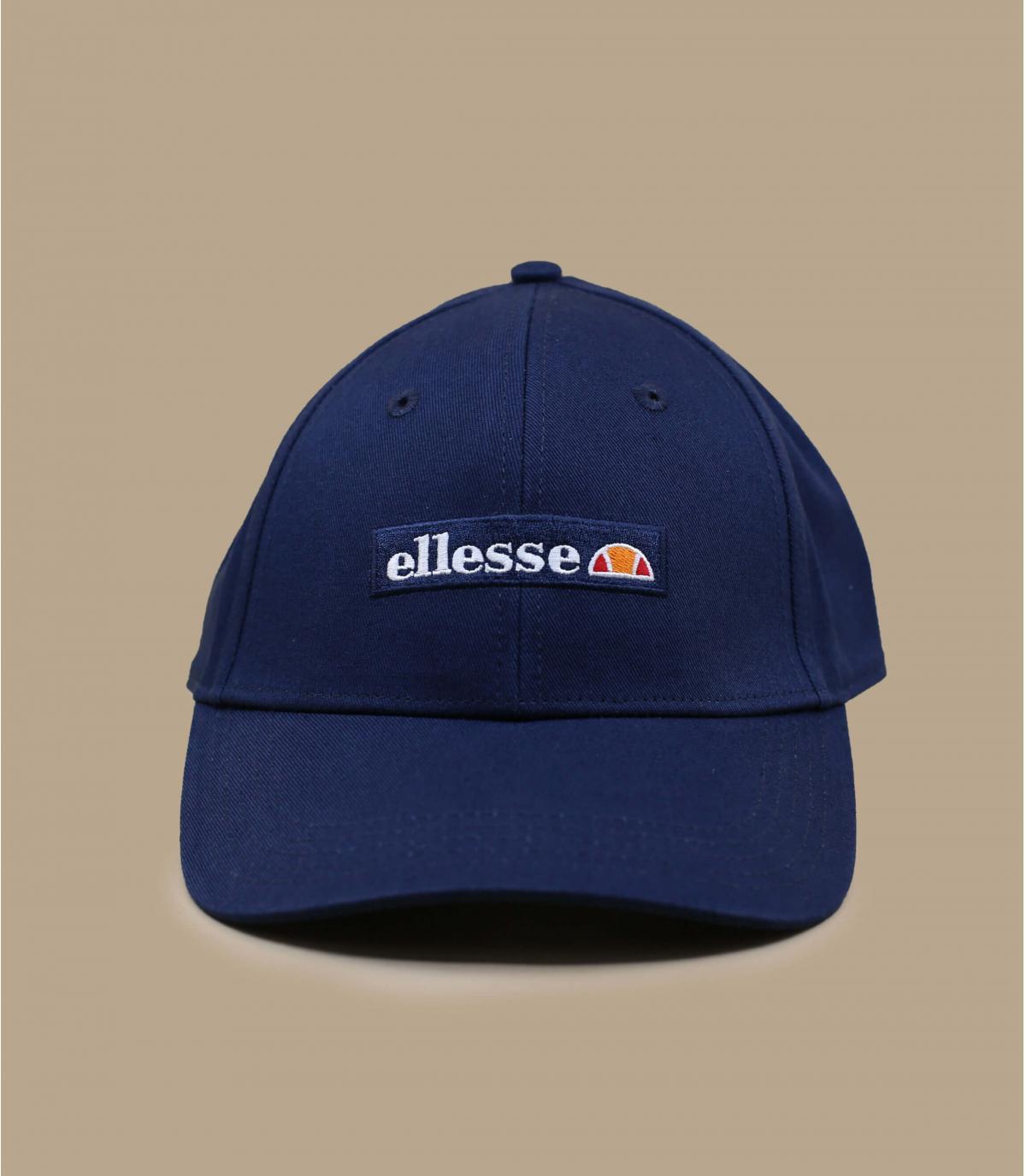 Marineblauwe Ellesse cap