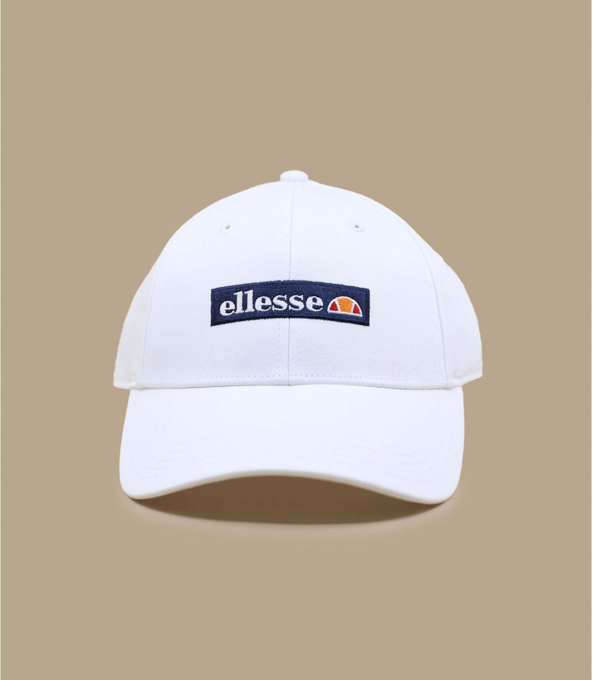 Witte Ellesse cap