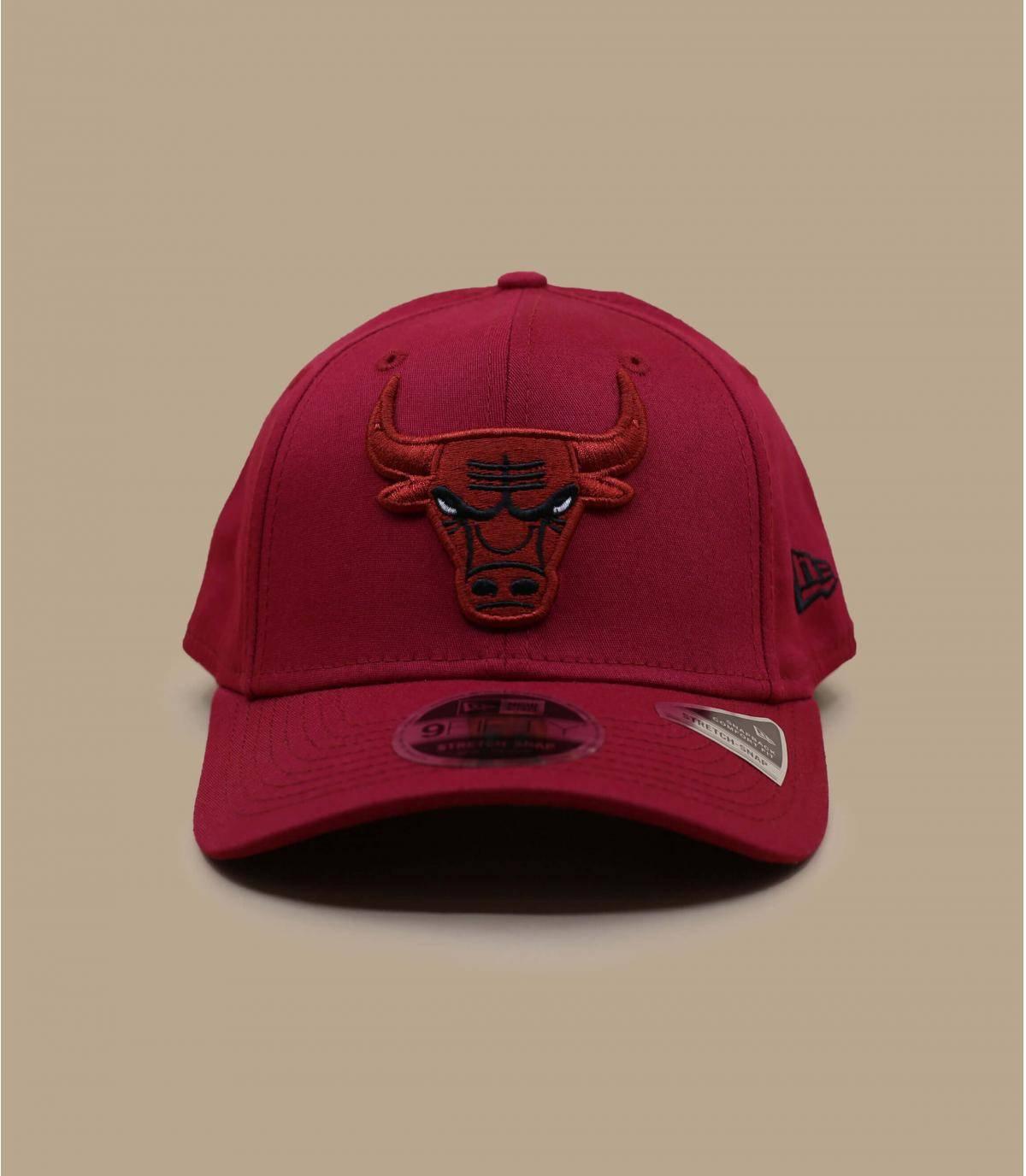 Details League Ess 950 Bulls cardinal - afbeeling 2