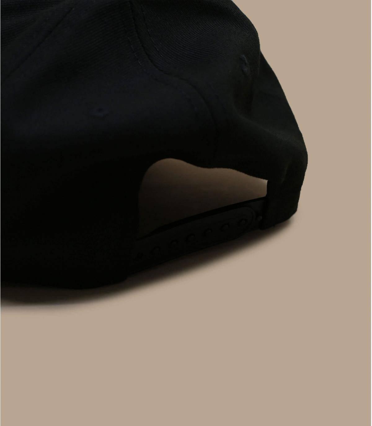 Details Pop Logo 940 NY black orange - afbeeling 4