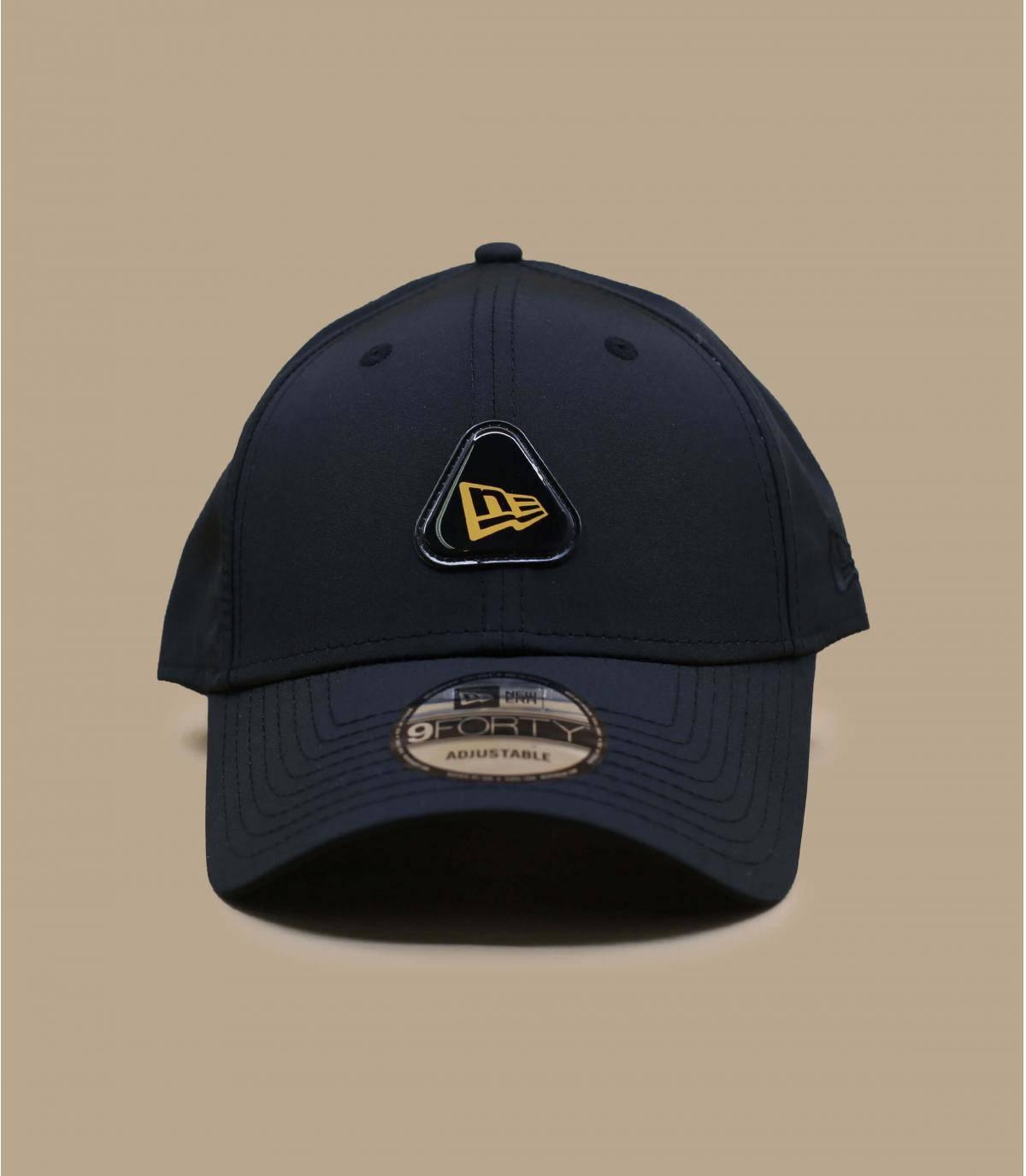 zwarte New Era cap