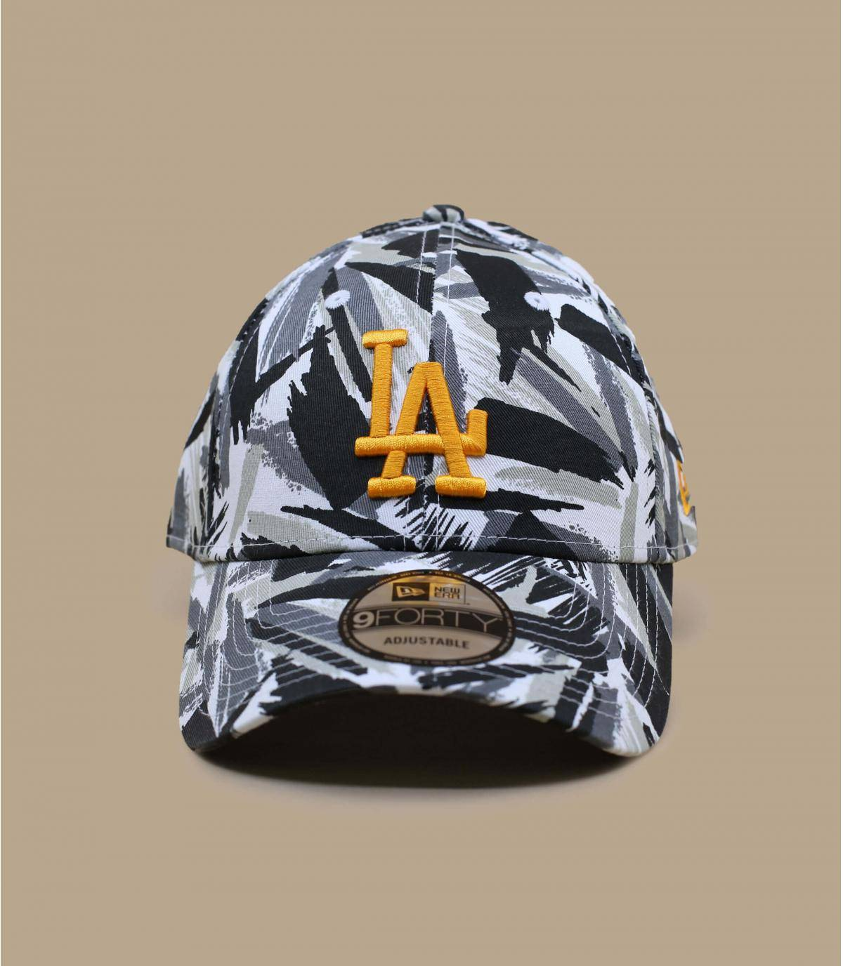 bedrukte LA cap