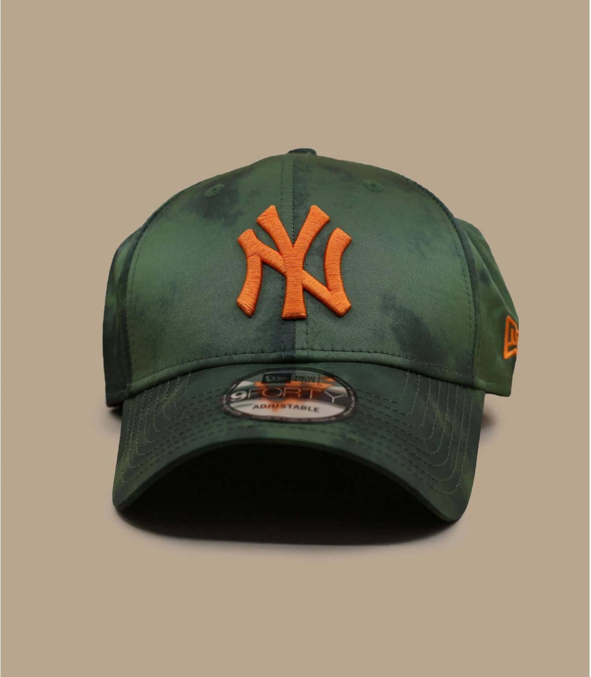 groene NY-cap