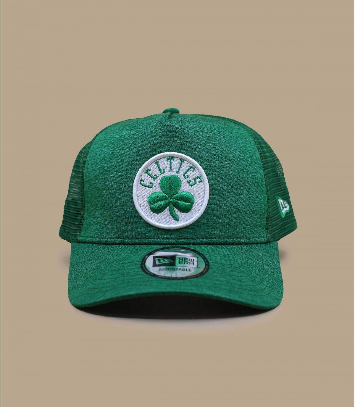 groene Celtics-trucker