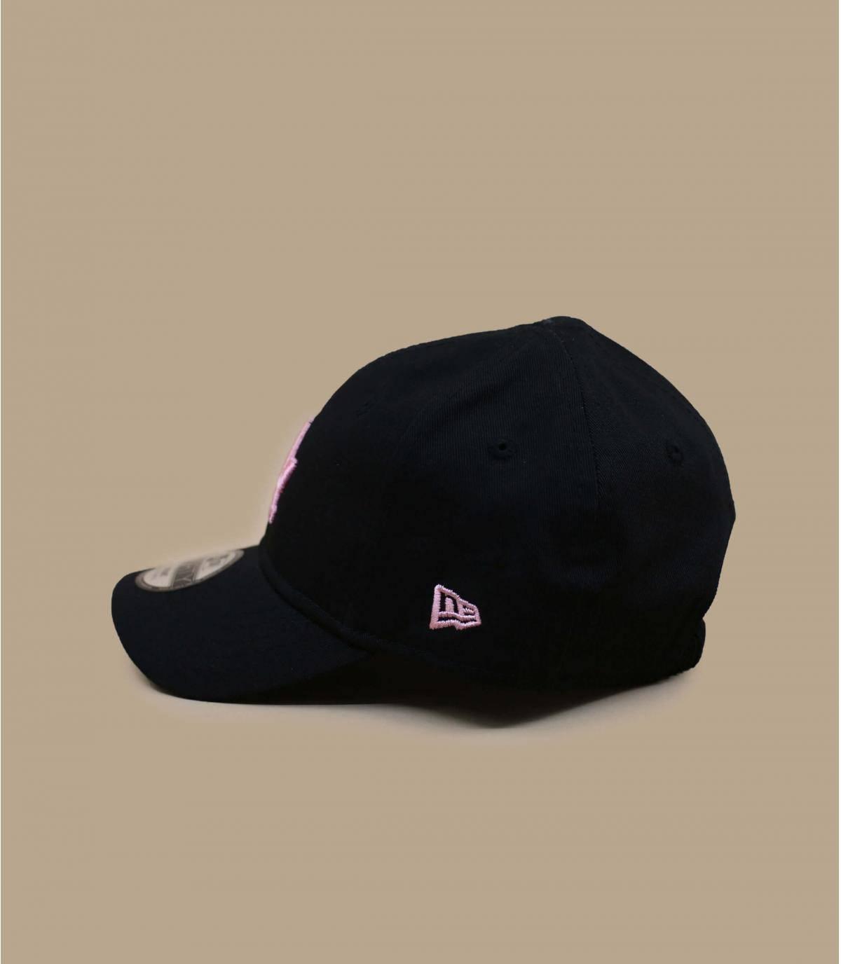 zwarte LA babypet