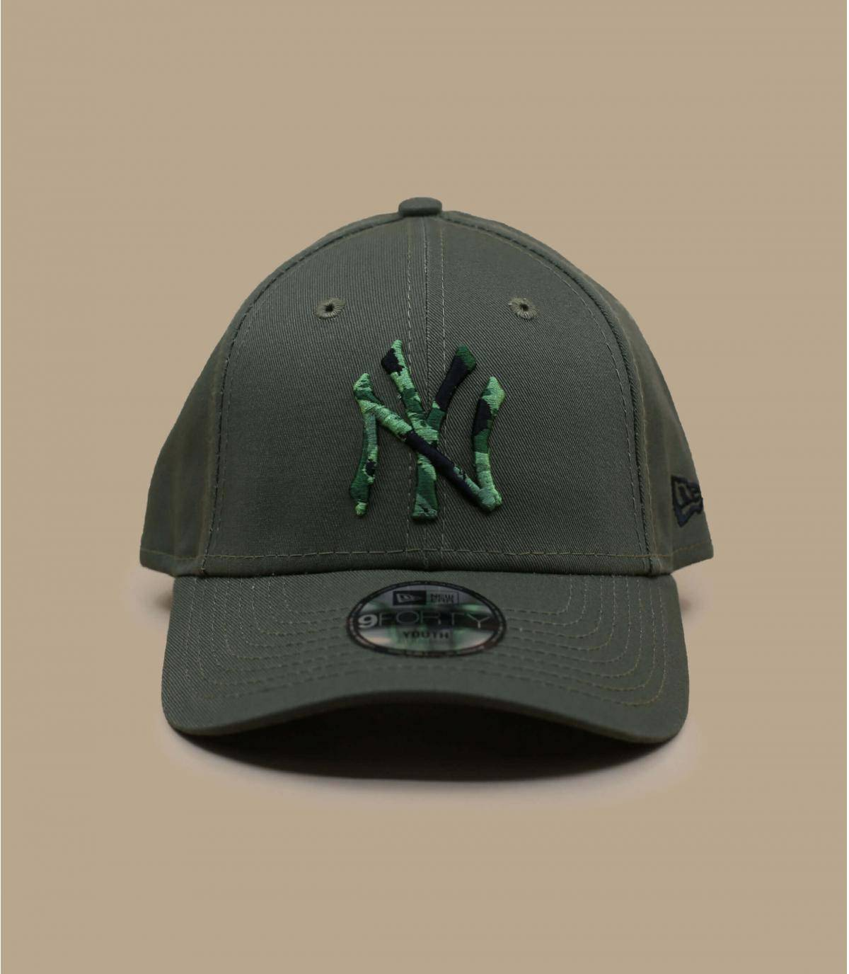 Details Kids Camo Infill NY olive - afbeeling 2