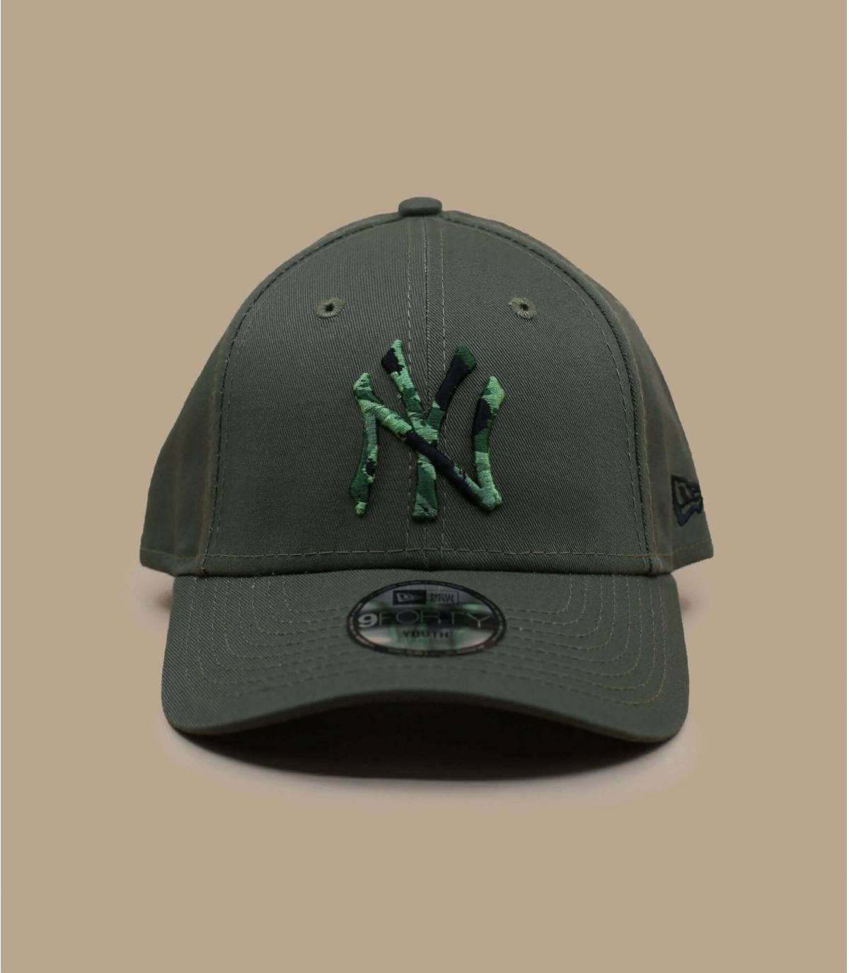 groen NY kinderpet