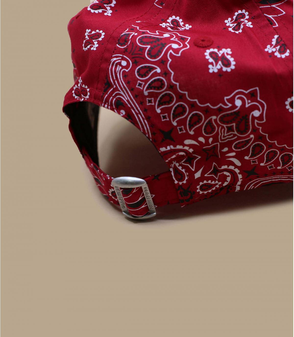 Details Wmns Paisley 940 NY scarlet - afbeeling 4