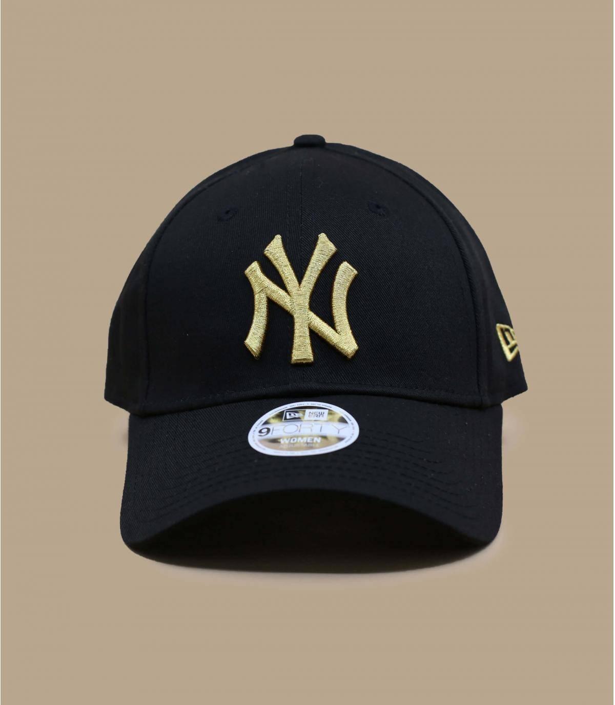 Details Wmns Metallic 940 NY black gold - afbeeling 2