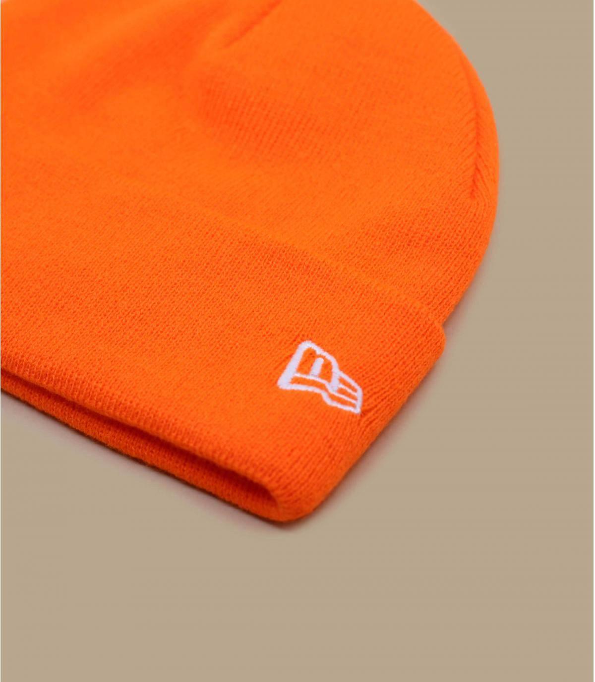 Details Pop Short Cuff orange - afbeeling 3