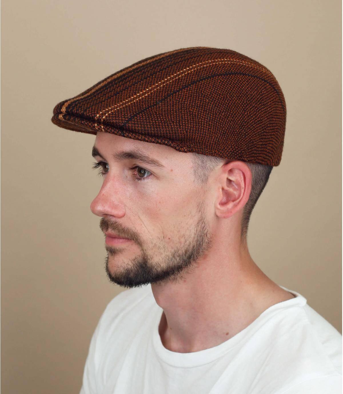 Kangol baret 507 bruin