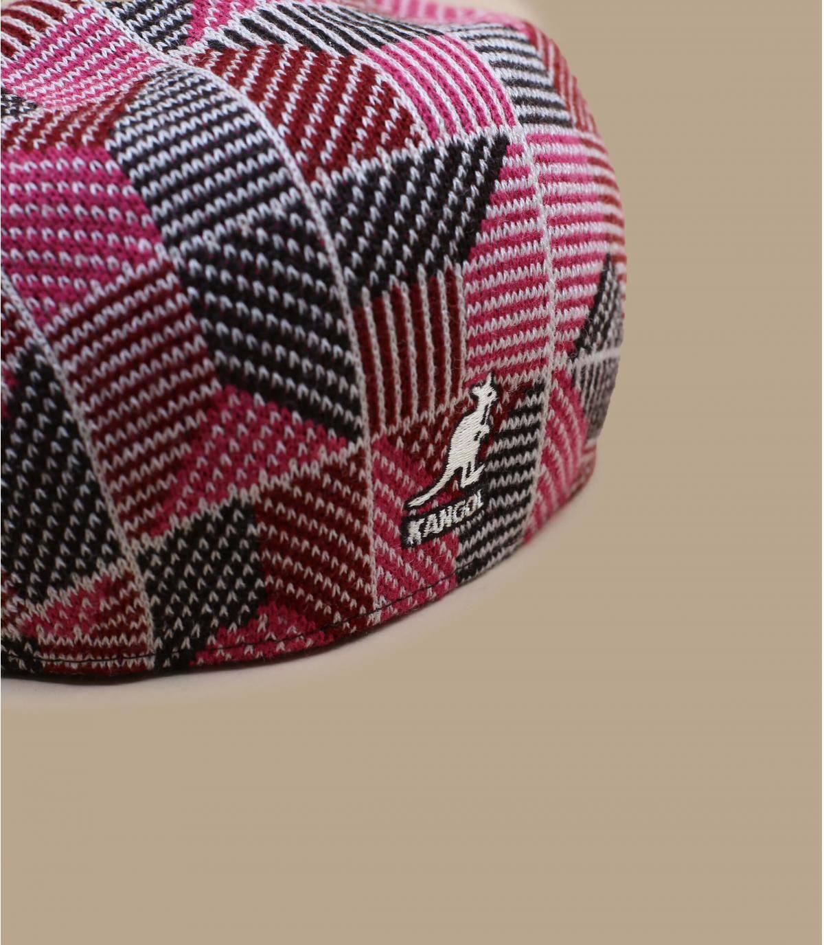 Details 507 Tiled electric pink - afbeeling 3