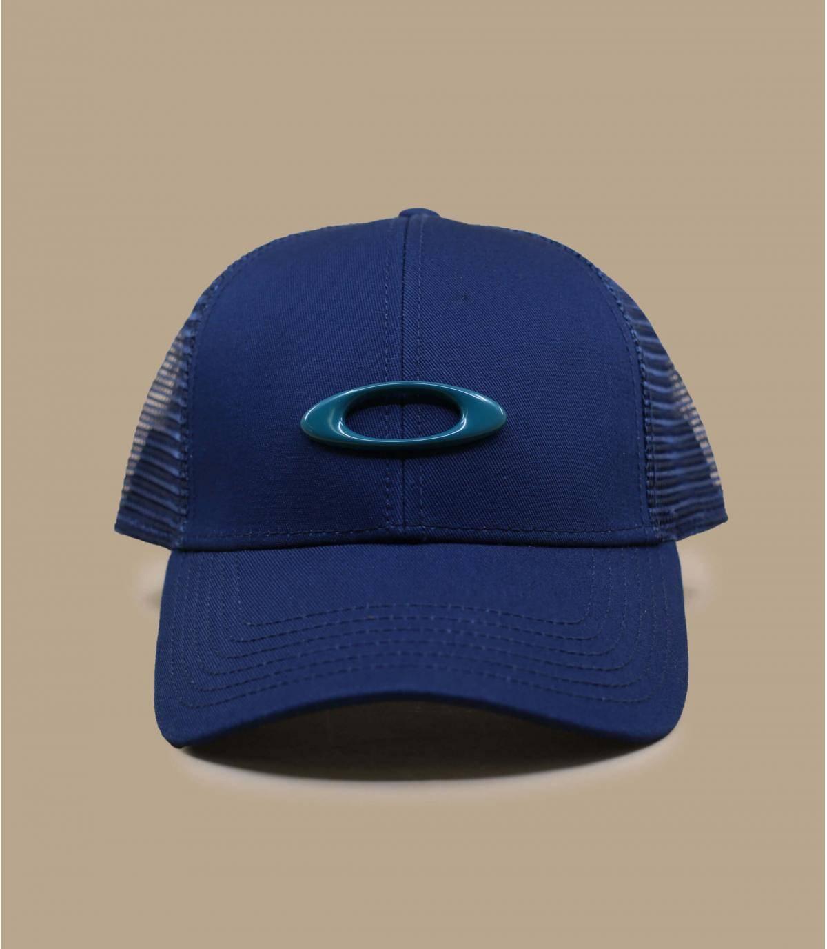 Oakley trucker blauw