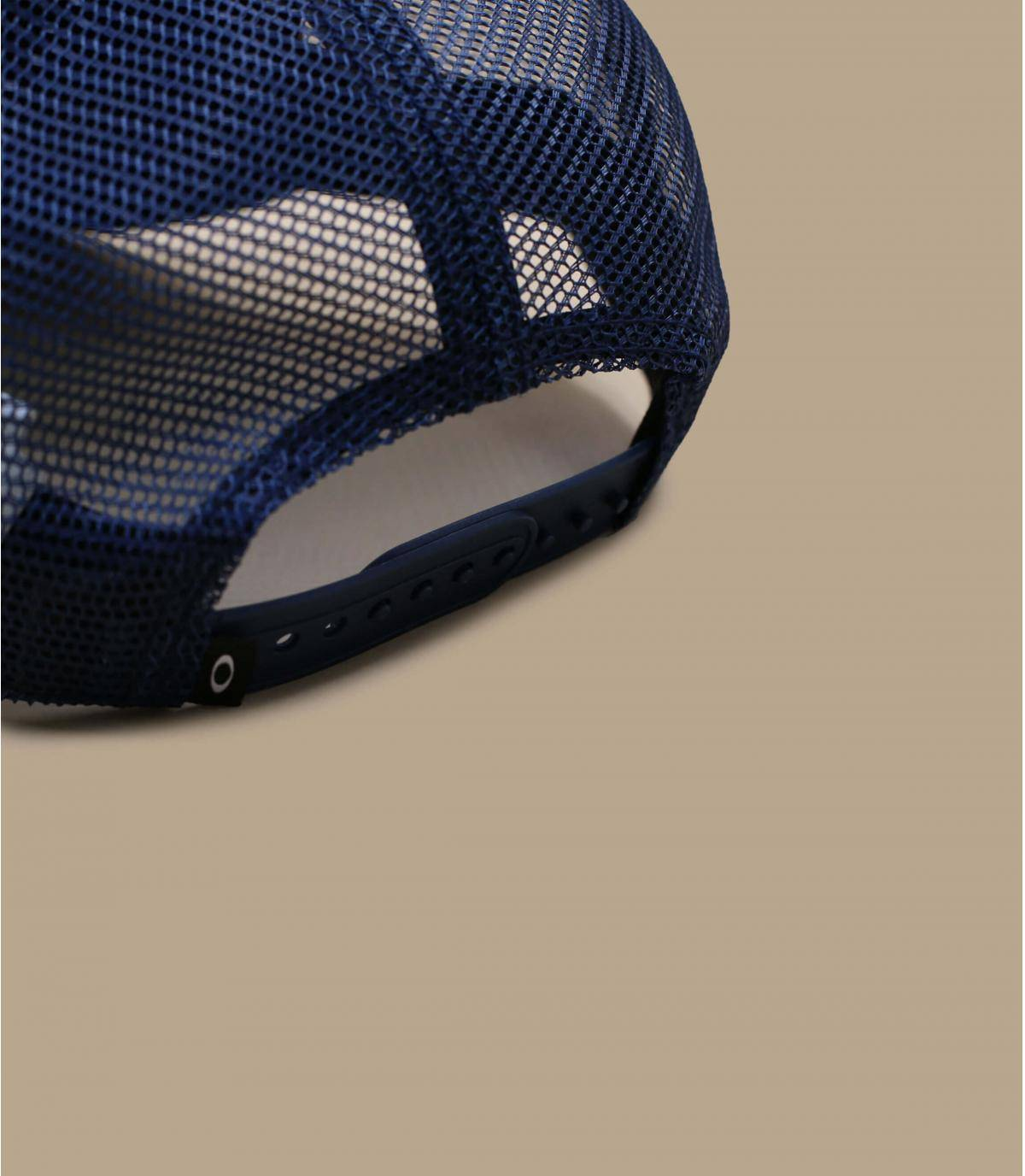 Details Trucker Ellipse universal blue - afbeeling 4