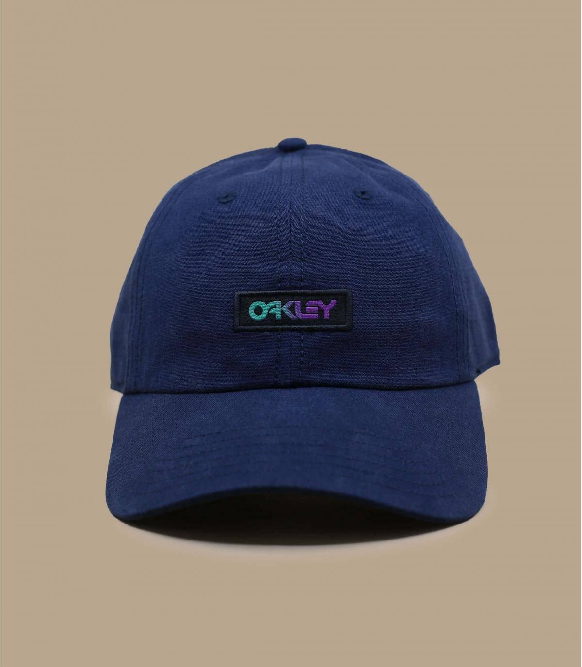 Oakley cap blauw