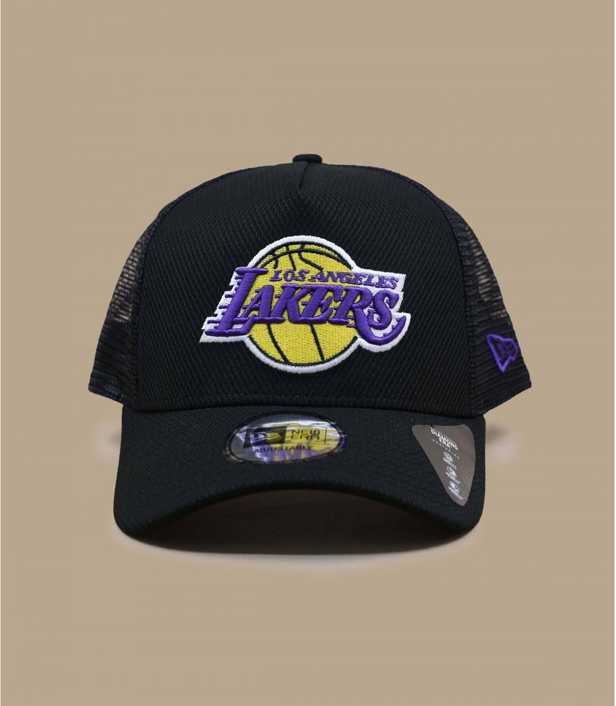 trucker Lakers zwart