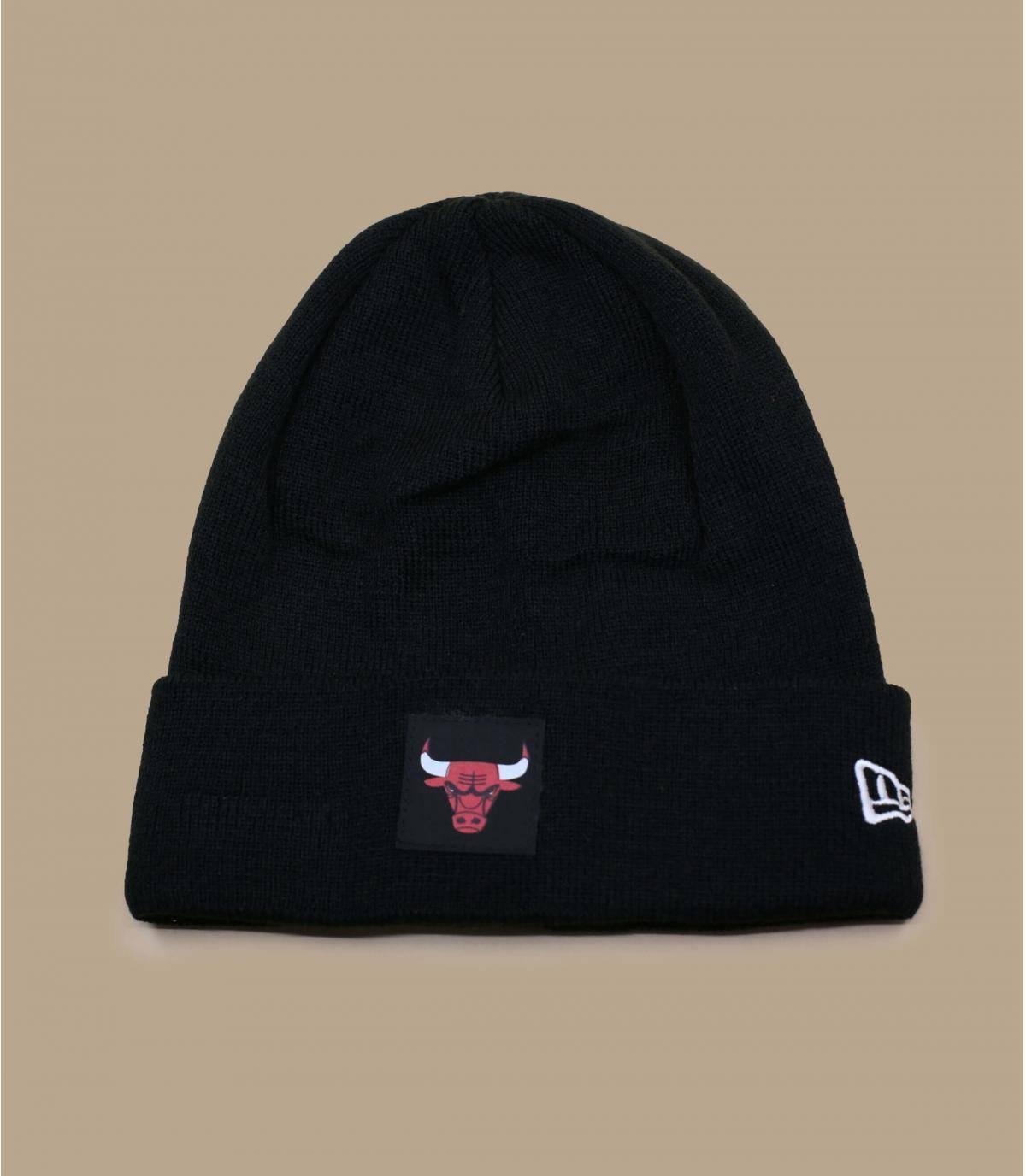 Bulls cap zwart