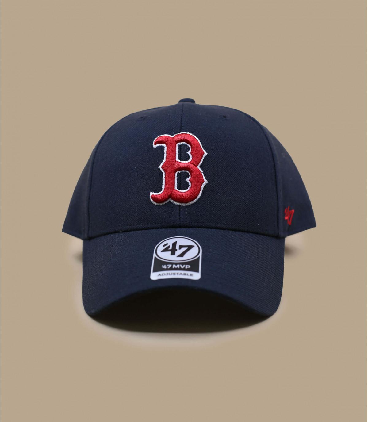 Red Sox Navy cap B