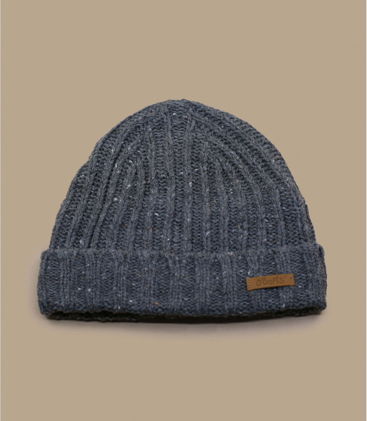 hoed revers grijs kind