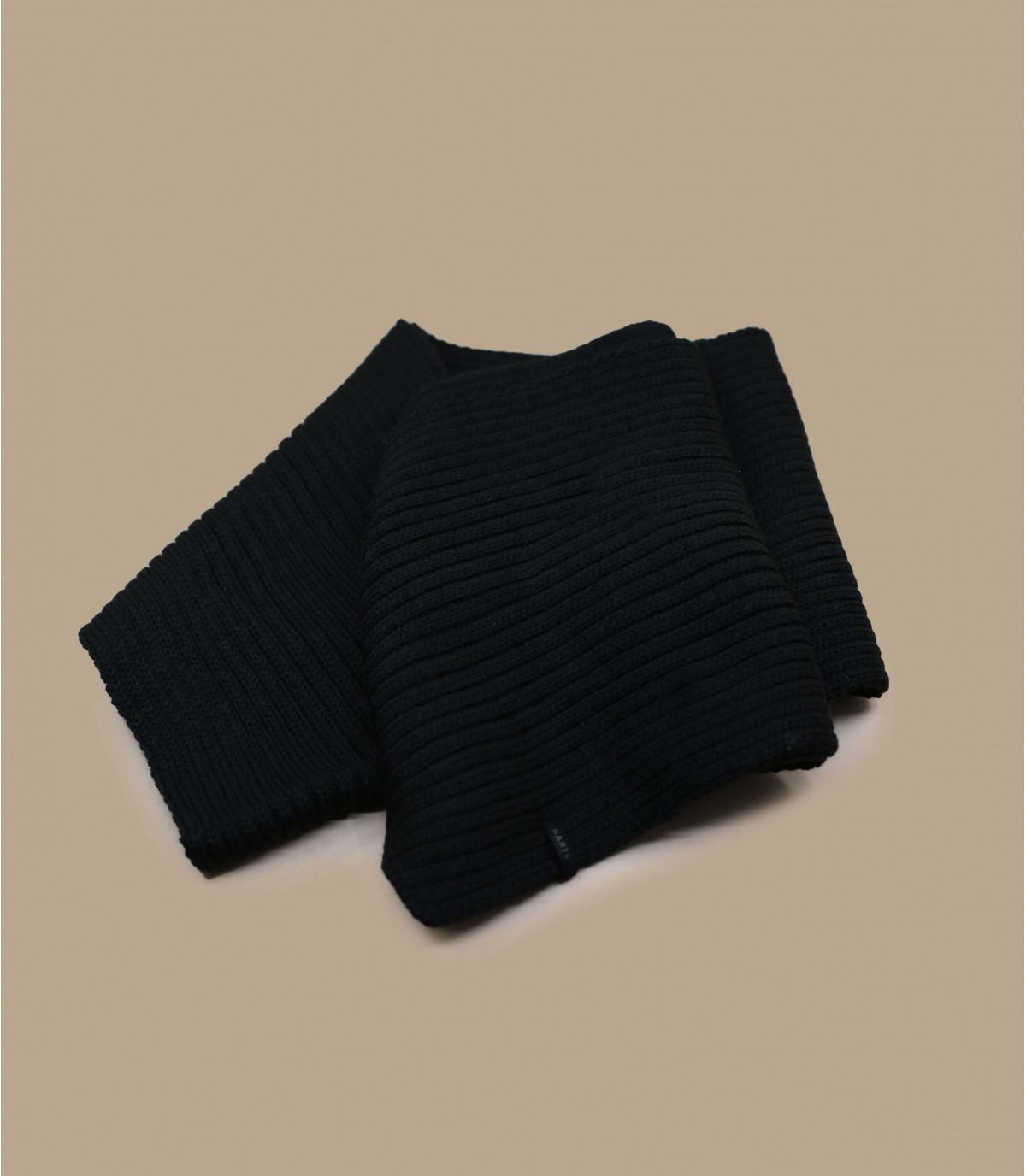 Zwarte Wilbert Sjaal