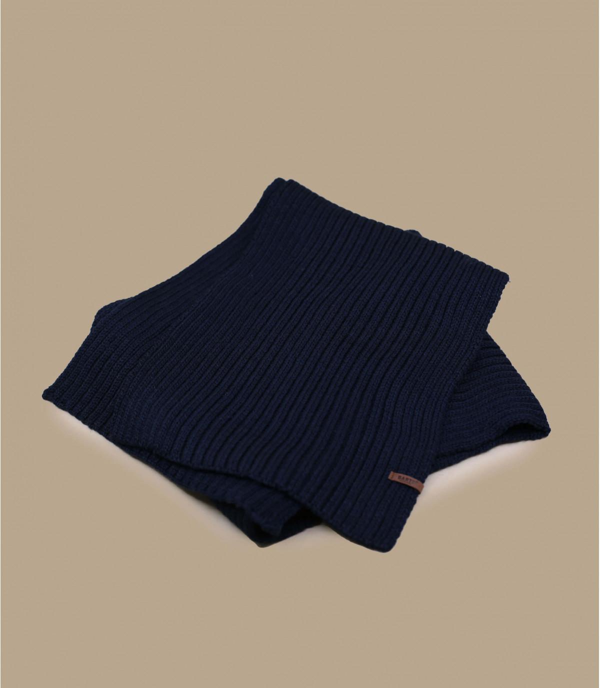 Blauwe Wilbert Sjaal
