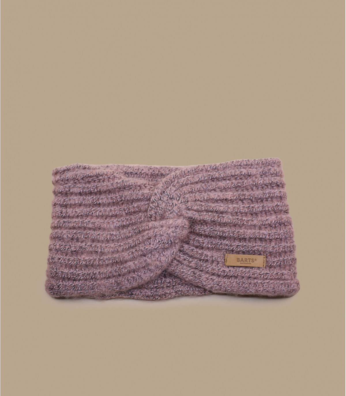 Barts roze hoofdband