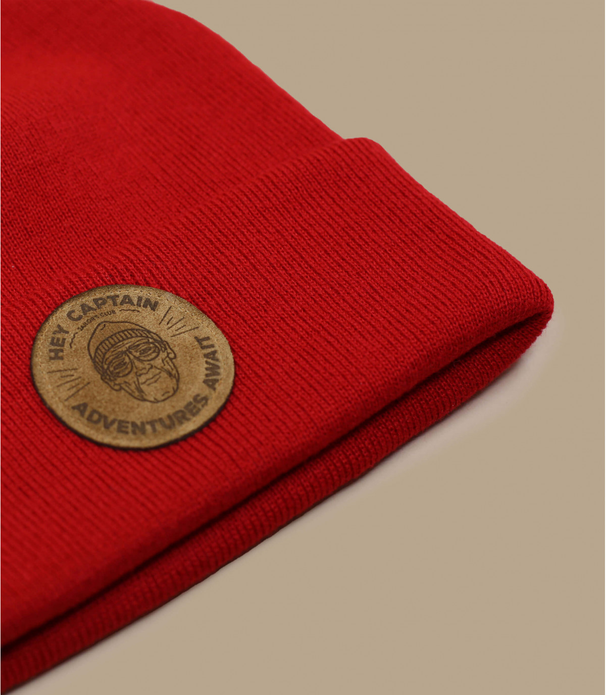 cousteau rood muts