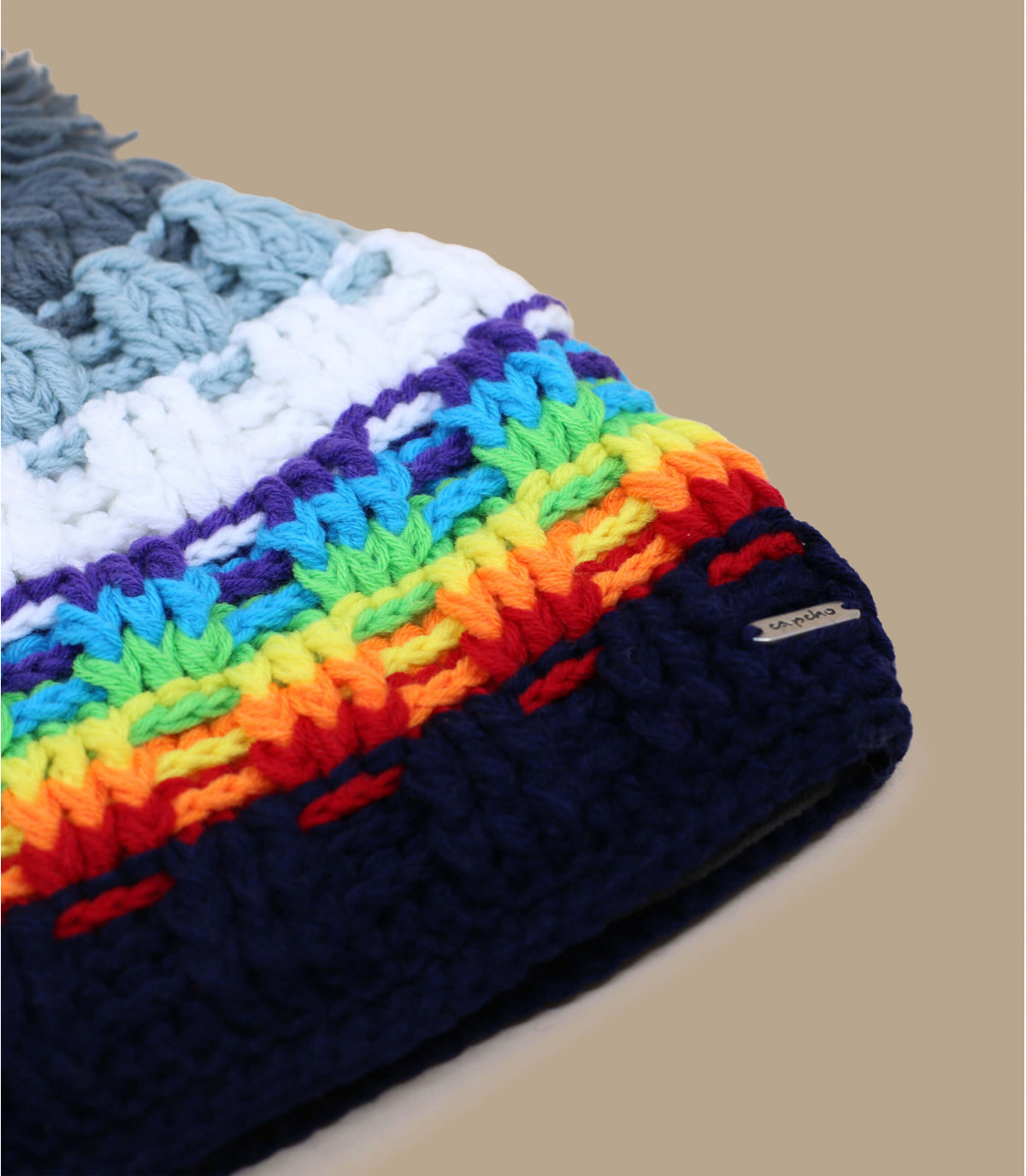 Details Platine snow beanie - afbeeling 2
