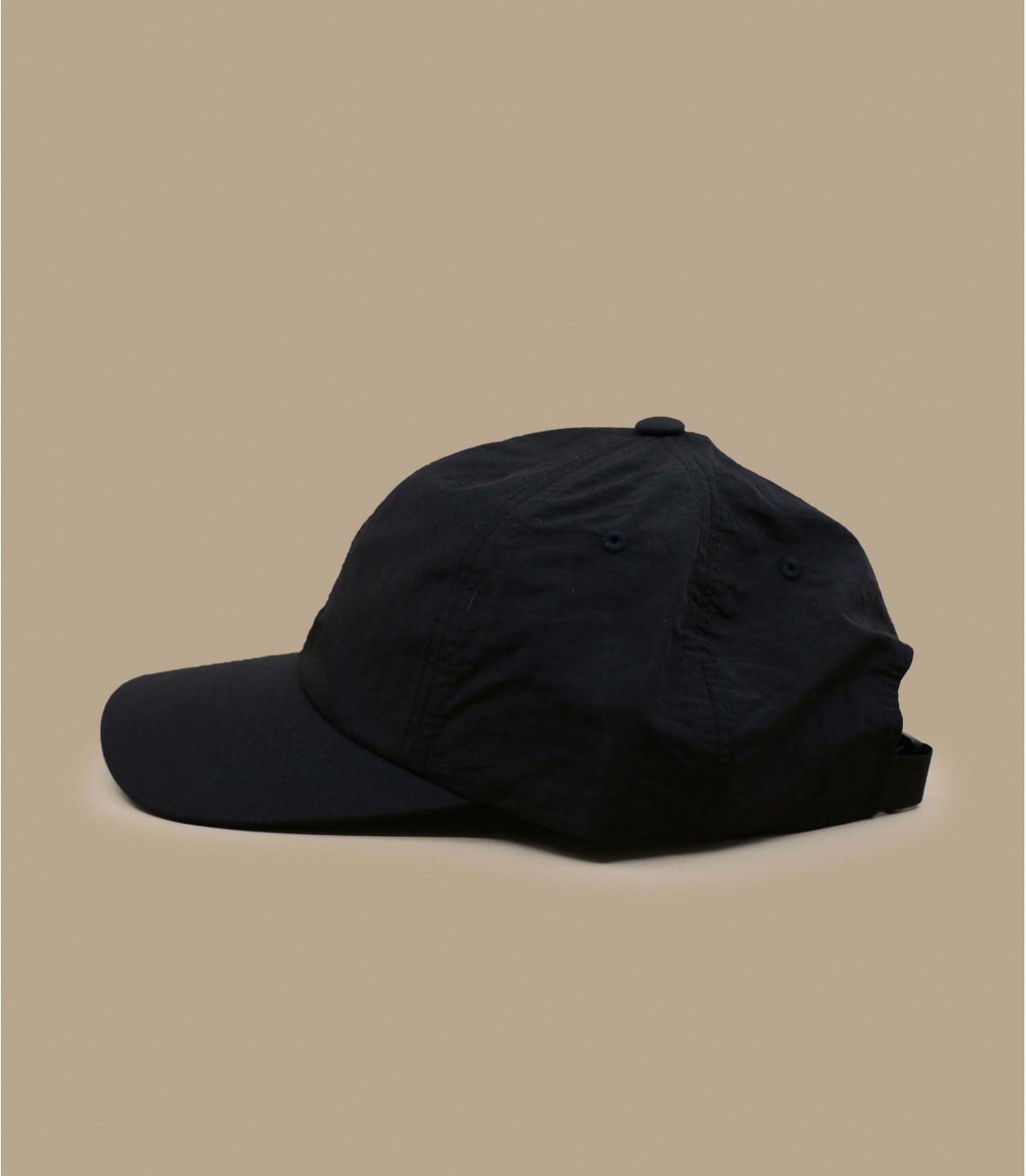 zwarte kangol cap