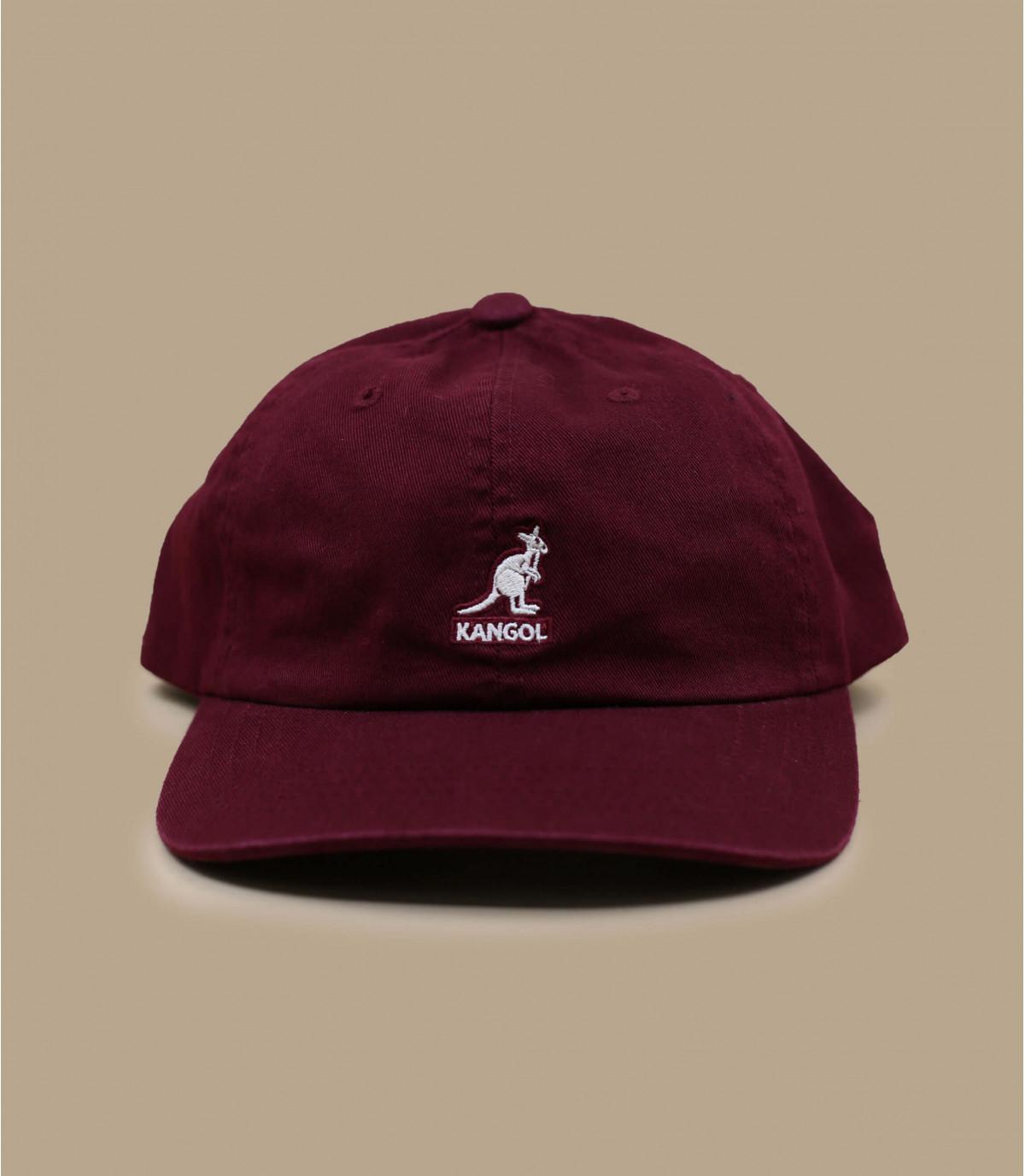 Bordeaux kangol pet