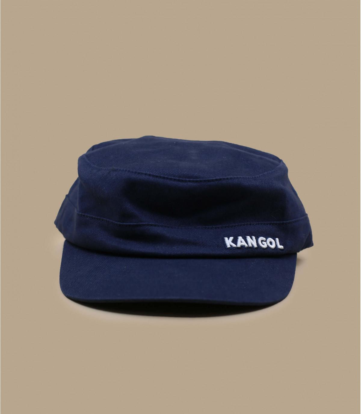 legergroen Kangol cap
