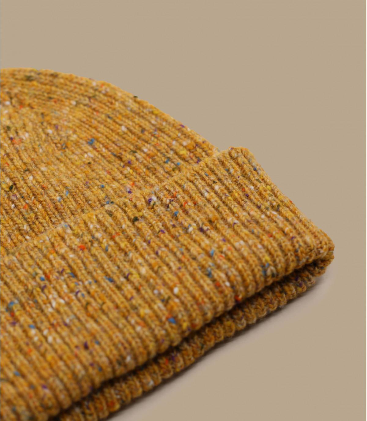 bruine cap revers wol