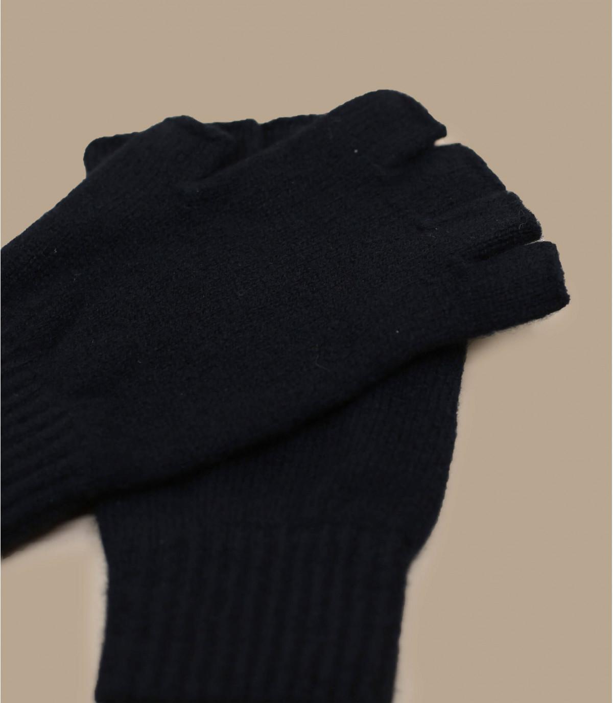 wanten zwarte wol