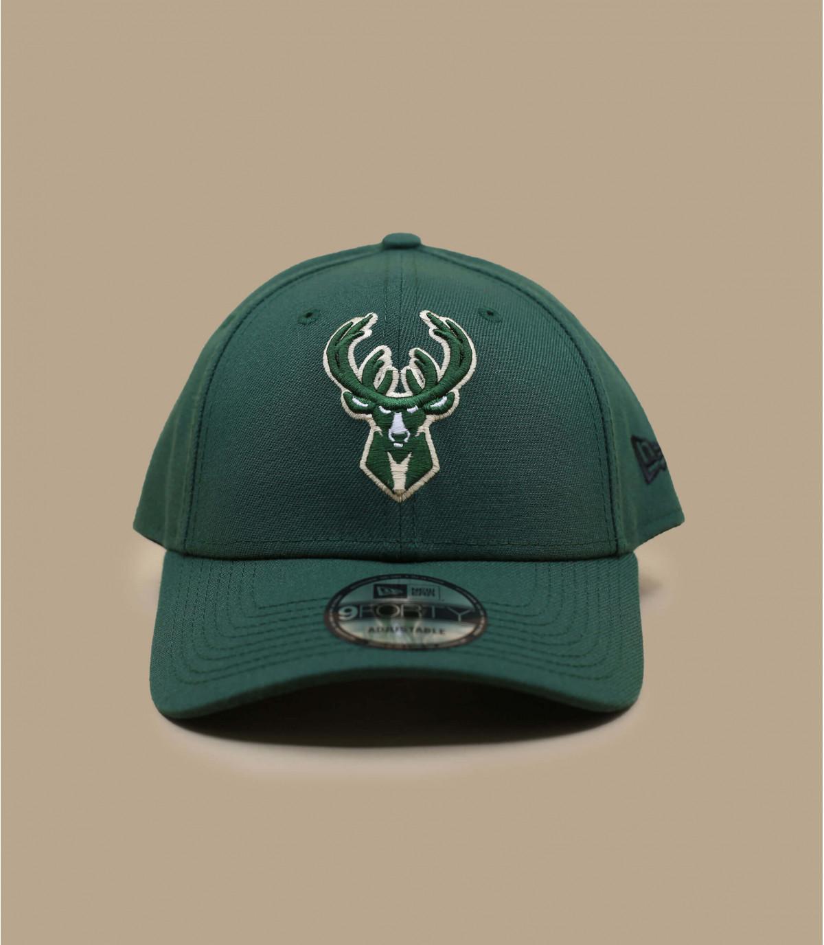 Bucks groene dop curve