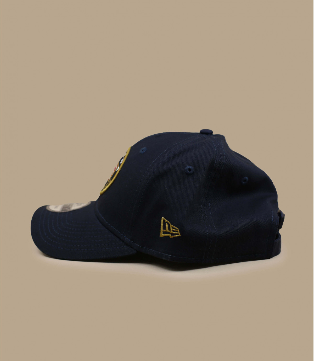 blauwe Amerikaanse vlag cap